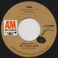 Alpert, Herb & The Tijuana Brass - Mame