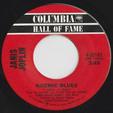 Big Brother And The Holding Company & Janis Joplin - Piece Of My Heart / Kozmic Blues [ Hall Of Fame / 7\