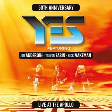Yes - Live At The Apollo (2cd Feat. Anderson, Rabin & Wakeman)