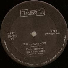 Rosemond, Eddy - ( Wake Up And Move ) Funk It