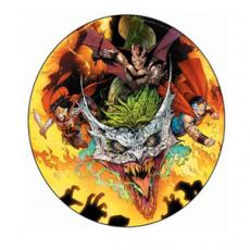 Various - Dc\'s Dark Nights: Metal Soundtrack (picture Disc + Poster And 32 Page Comic Book))