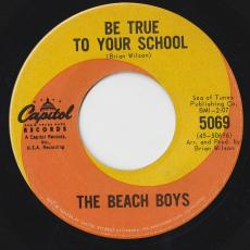 Beach Boys, The - Be True To Your School