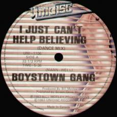 Boystown Gang - I Just Can\'t Help Believing