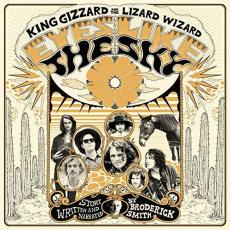 King Gizzard & The Lizard Wizard - Eyes Like The Sky ( Reissue/Orange Vinyl )