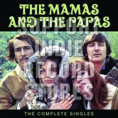 Mamas & The Papas, The - Blackfriday2018 - The Complete Singles (2 LP Ltd Green Vinyl)