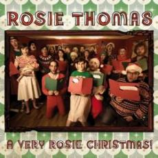 Thomas, Rosie - Blackfriday2018 - A Very Rosie Christmas! (translucent Red Vinyl)