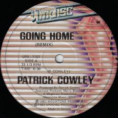 Cowley, Patrick - Going Home ( Remix ) / Tech-no-logical World