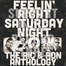 Variés - Blackfriday2018 - Feelin\' Right Saturday Night : The Ric & Ron Anthology (2lp)