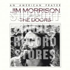 Morrison, Jim & The Doors - Blackfriday2018 - An American Prayer (numbered, Red 180g Vinyl, 12 Page Book And Lithograph)