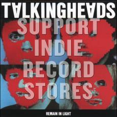Talking Heads - Blackfriday2018 - Remain In Light ( Translucent Red Vinyl)