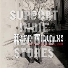 Williams, Hank - Blackfriday2018 -  The First Recordings, 1938 (red Vinyl)