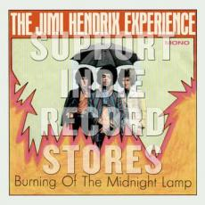 Hendrix Experience, Jimi - Blackfriday2018 - Burning Of The Midnight Lamp Mono Ep