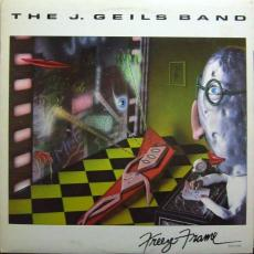 Geils, J. Band - Freeze Frame