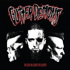 / Gutter Demons - No God, No Ghost, No Saints (marbled Vinyl)