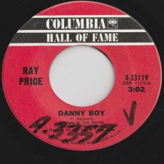 Price, Ray - Danny Boy  [ Reissue ]