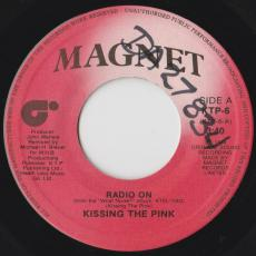 Kissing The Pink - Radio On