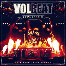 Volbeat - Let\'s Boogie : Live From Telia Parken (2cd)