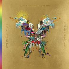 Coldplay - The Butterfly Package: Live In Buenos Aires / Live In Sao Paulo / A Head Full Of Dreams Film (édition Deluxe 2 CD + 2 Dvd)