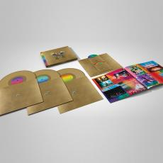 Coldplay - The Butterfly Package: Live In Buenos Aires / Live In Sao Paulo / A Head Full Of Dreams Film (édition Deluxe 3 LP Gold Vinyl + 2 Dvd)