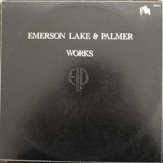 Emerson, Lake & Palmer - Works Vol. 1 (2lp) ( Canada )