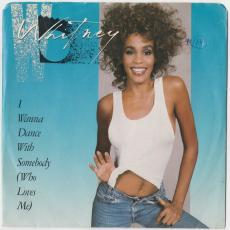 Houston, Whitney - I Wanna Dance With Somebody ( Who Loves Me ) [ Pic. Sleeve ]