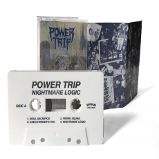 Power Trip - Nightmare Logic   (k7 Reissue)