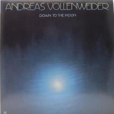 Vollenweider, Andreas - Down To The Moon