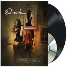 // Riverside - Second Life Syndrome  ( 2 LP + Cd / Gatefold )