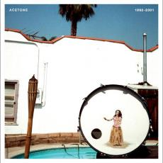 // Acetone - 1992 - 2001 (2 LP / Gatefold  / Limited Transparent Blue Vinyl)