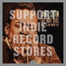 Cotton, James - Rsd2019 - Late Night Blues Live At The New Penelope Café