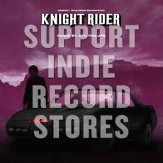 Phillips, Stu - Rsd2019 - Knight Rider (2lp Stu Phillips Score)