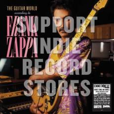 Zappa, Frank - Rsd2019 - The Guitar World According To..