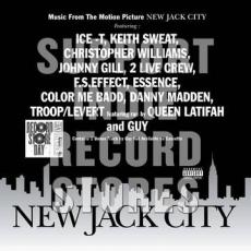 Various Artists - Rsd2019 - New Jack City (silver Vinyl)