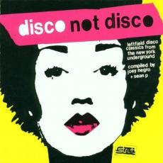 Various - Rsd2019 - Disco Not Disco: Leftfield Disco Classics From The New York Underground (3 LP)