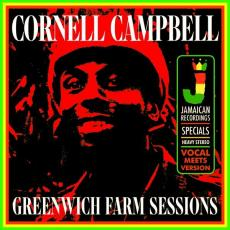 Campbell, Cornell - Rsd2019 - Greenwich Farm Sessions (red, Green And Yellow Vinyl)