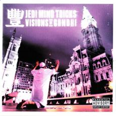 Jedi Mind Tricks - Rsd2019 - Visions Of Ghandi (2 LP / Clear Vinyl)