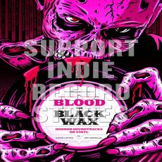 Lupton, Aaron & Jeff Spzirglas - Rsd2019 - Blood On Black Wax: Horror Soundtracks (book + 7\