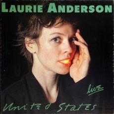 Anderson, Laurie - United States Live (5lp Box)