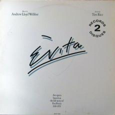 Webber, Andrew Lloyd And Tim Rice - Evita (2lp)