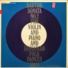 Bartok - Sonata No. 2 For Violin And Piano And Romanian Folk Dances