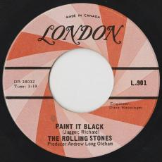 Rolling Stones, The - Paint It Black / Stupid Girl