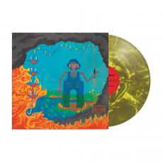 // King Gizzard & The Lizard Wizard - Fishing For Fishies ( Toxic Landfill Color Vinyl )