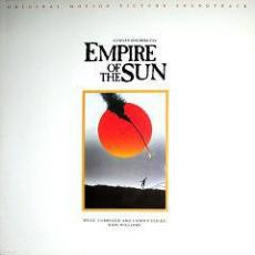 Williams, John - Empire Of The Sun ( Original Motion Picture Soundtrack ) ( Sealed )