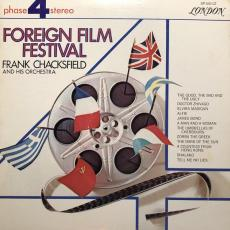 Chacksfield, Frank & His Orchestra - Foreign Film Festival
