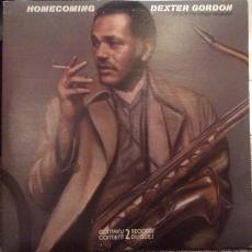 Gordon, Dexter - Homecoming - Live At The Village Vanguard (2 LP / Gatefold)