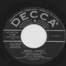 Kaempfert, Bert & His Orchestra - The Little Drummer Boy / Jingo Jango