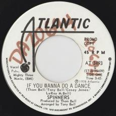 Spinners - If You Wanna Do A Dance