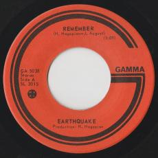 Earthquake  ( Moonquake ) - Remember / This Winter