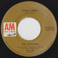 Stevens, Cat - Sitting / Crab Dance