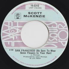 Mckenzie, Scott - San Francisco ( Be Sure To Wear Flowers In Your Hair ) [reissue]
